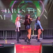 Christina Milian Medley Live 2015 HD Video