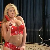 Brooke Haven Red Latex All Anal Eat Cum Of Plate Video