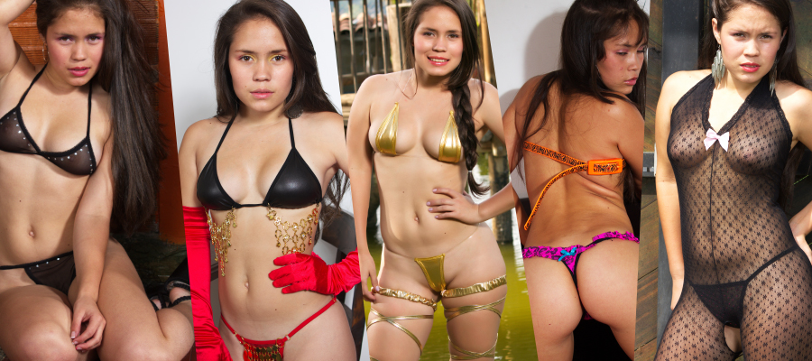 Daniela Florez Latin Teen Model Picture Sets Siterip
