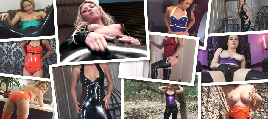 Latex Heaven Sexy Models In Latex Outfits Videos Siterip