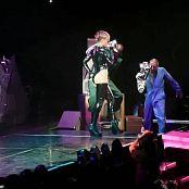 Rihanna Rude Boy Live In Oberhausen 2010 Sexy Black Latex Video