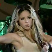 Shakira Ojos Asi Live National Beauty Contest Turkey 2002 Video