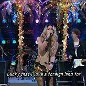 Shakira Whenever Wherever Live Music Station Japan 2002 Video