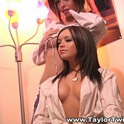 Taylor Twins Sexy White Panties Shoot Video