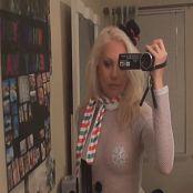 Kalee Carroll Pump Me Full of Cum 크리스마스 Special Video