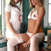Karen Loves Kate Naughty Nurses Picture Set 008