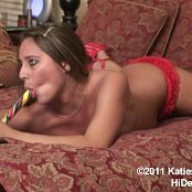Katies World Candy Cane Blowjob HD Video