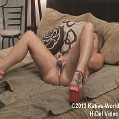 Katie From Katies World Fingering Pussy HD Video