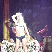 Britney Spears Get Naked Sexy Live From Circus Tour 2009 HD Video