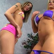 Brooke Haven & Delilah Strong 2 Hot Sluts Get Analized Video