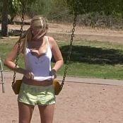 Alison Angel Naughty On The Playground Video