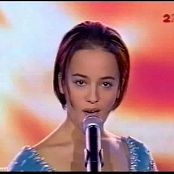 Alizee LAliz Live Telthon FR2 2001 Video