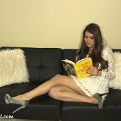 Brittany Marie SPH In School Library HD Video