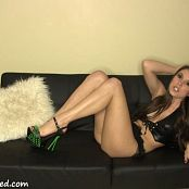 Brittany Marie Spiked Ballbusting HD Video