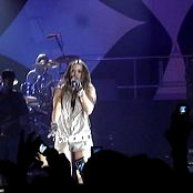 Hilary Duff Gypsy Woman Live Dignity Tour 2008 Bootleg Video
