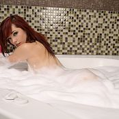 Kylie Cole Orgasmic Bath Picture Set & HD Video