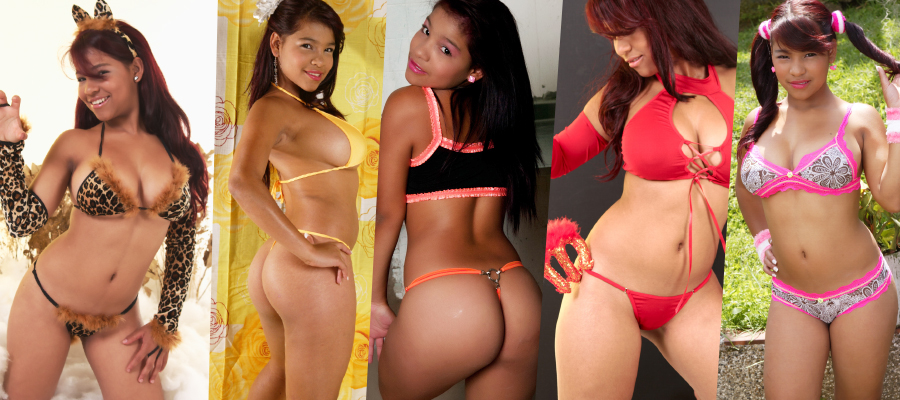 Maria Alejandra Busty Teen Model Picture Sets & Videos Megapack