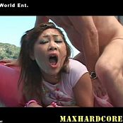 Yumi Cute Asian Girl Brutal Abuse By Max Hardcore Video
