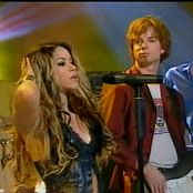 Shakira Whenever Wherever Live On Rove 2002 Video