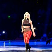 Britney Spears Baby One More Time Hot Spandex Circus Tour Video
