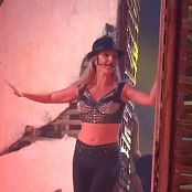 Britney Spears MATM Live LA 2014 Spiked Leather Outfit HD Video