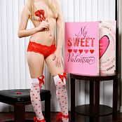 Cali Skye Valentines Day 2016 Picture Set & HD Video