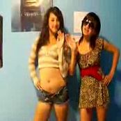 2 Amateur Teens Gets Caught Stripping On Camera Video