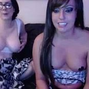 Kalee Carroll & Friend Live MyFreeCams Camshow Video