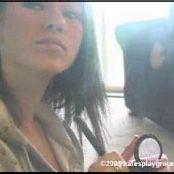 Katesplayground Doing Her Makeup BTS Video