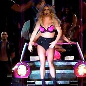 Britney Spears Lace & Leather Live Atlanta Video