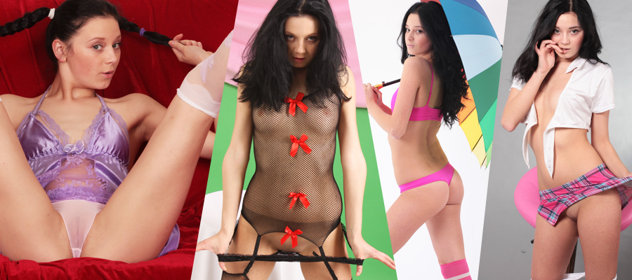 Nelly Model Picture Sets & Videos Complete Siterip