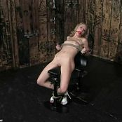 Faye Runaway Tied Up Gagged & Vibed To Climax BDSM Video