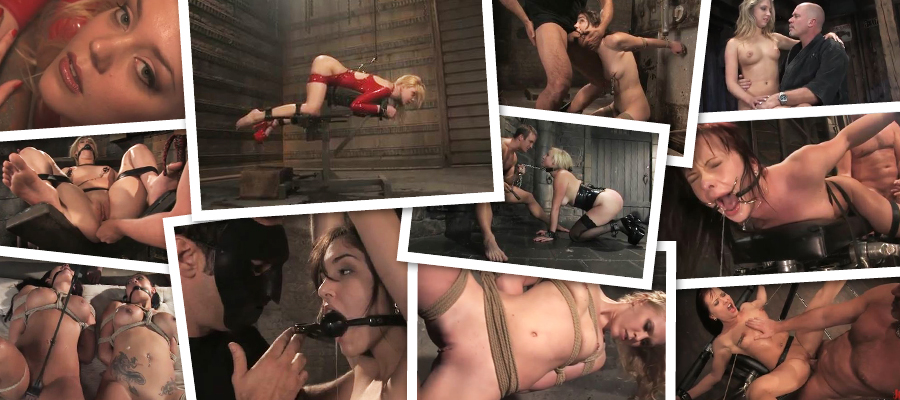 Sex & Submission Tied Up And Fucked Year 2007 BDSM Videos Siterip