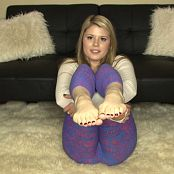 Sherri Chanel Bare Feet Worship HD Video