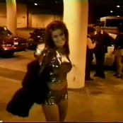 Carmen Electra Shiny Goddess In Parking Lot Video