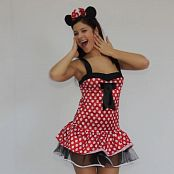 May Model Cutest Micky Mouse Outfit HD Video