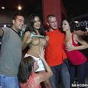Julia Bond, Daisy Marie & Valerie Luxe Fucks Some Lucky Guy Video