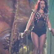 Britney Spears Toxic Live POM Las Vegas 2014 HD Video