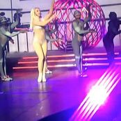 Britney Spears Sexy Glitter Catsuit Work Bitch Live 2014 HD Video