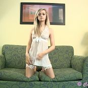 Cali Skye Green Couch HD Video