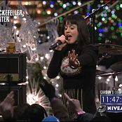 Katy Perry I Kissed a Girl Live NBC NYE 2008 HD Video