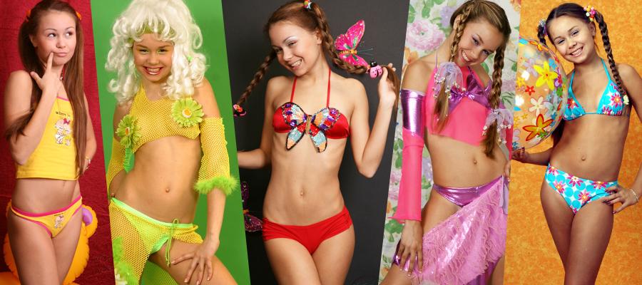 Lia รุ่นน่ารักวัยรุ่นรุ่นรูปภาพชุดสมบูรณ์ Siterip