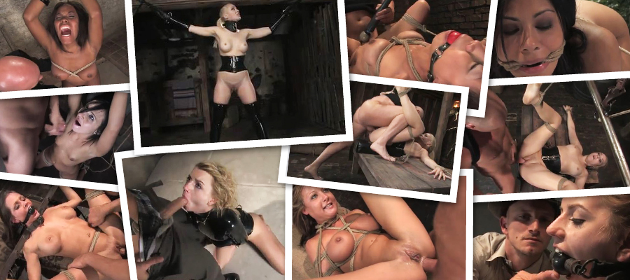 Sex & Submission Tied Up And Fucked Year 2008 BDSM Videos Siterip