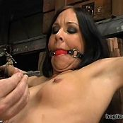 Julie Night Whore Gets Tied Up Gagged And Tortured BDSM Video