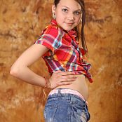Amy Silver Stars Super Cute Teen Model Picture Sets Pack