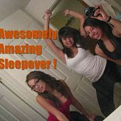 Jailbait Babes Awesomely Amazing Sleepover Video