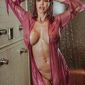 Bianca Beauchamp Steamy Shower Flirts Picture Set
