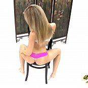 Cali Skye Just My Undies HD Video