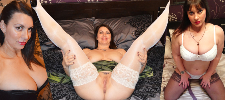 Christine UK Big Boobed MILF Picture Sets Siterip