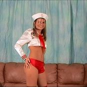 Halee Model Sexy Sailor Outfit Dance Show Video